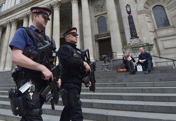 Полицейские арестовали вербовщика ИГИЛ.