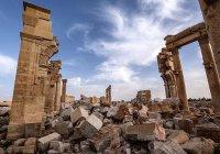 Эксперт: восстановить Пальмиру удастся в полном объеме