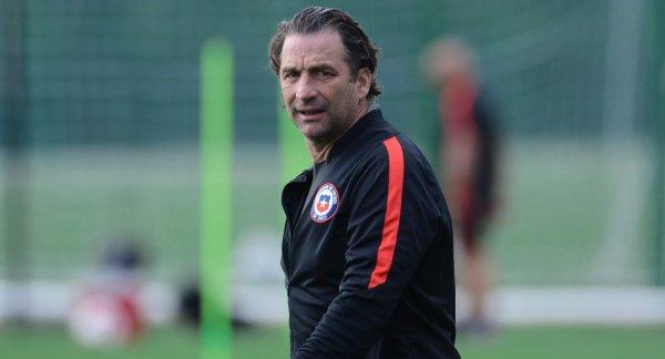 Хуан Антонио Пицци, главный наставник сборной команды Чили по футболу