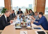 Президент РТ провел встречу с руководством компании Portavita