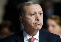Эрдогану запретили выступать перед соотечественниками в Германии