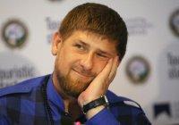 Кадыров вошел в десятку политиков, которым россияне доверяют больше всего