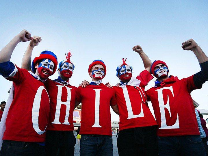Хирурги одной из клиник в Чили смотрели полуфинал Кубка конфедераций во время операции