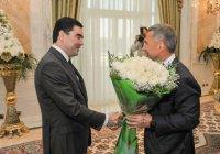 Рустам Минниханов встретился с президентом Туркменистана
