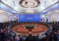 Стали известны темы межсирийских переговоров в Астане