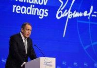 Лавров прокомментировал встречу Путина и Трампа