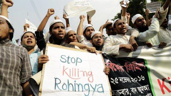 Image result for бирма против ислама