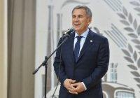 Рустам Минниханов поздравил татарстанцев с Сабантуем