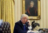 Трамп провел переговоры с лидерами арабских стран