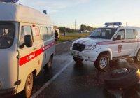 В больницах РТ остаются 9 пострадавших в ДТП под Заинском