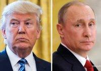 СМИ назвали темы переговоров Путина и Трампа