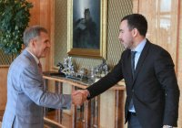 Президент РТ обсудил с главой IRP Group партнерство в градостроительстве