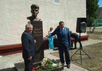 В Белоруссии открыли памятник Фариду Яруллину