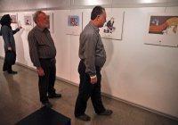 В Иране стартовала выставка карикатур на Трампа
