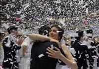 В День семьи в городе Казани поженятся 116 пар