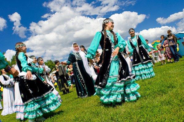 В городе Казани Сабантуй состоится 15 июля