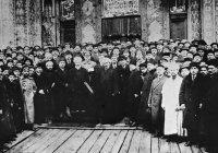 Репрессии в отношении мусульманского духовенства. Начало