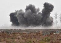 Российские ракетоносцы нанесли удар по ИГИЛ