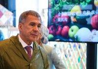 Минниханов: Татарстан – среди лидеров сельскохозяйственного производства