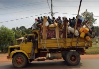 Автокатастрофа в ЦАР унесла жизни 80 человек