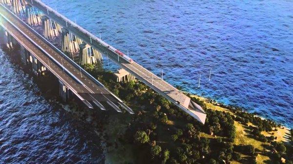 Автора лучшего стихотворения ожидает поездка на строительство моста через Керченский пролив