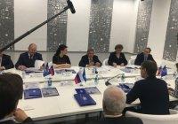 Минниханов выступил на Московском урбанистическом форуме
