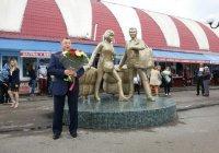 В Набережных Челнах открыли памятник челнокам