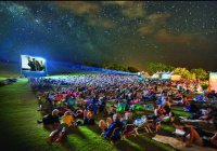 В Зеленодольске стартует летний сезон кино под открытым небом