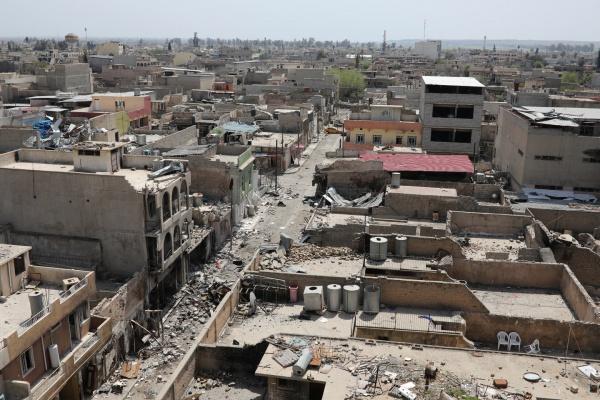Вскором времени  может быть объявлено ополном освобождении Мосула отИГ