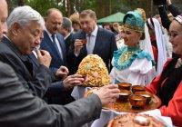 Фарид Мухаметшин побывал на Сабантуе под Петербургом