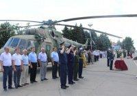 Именем Героя России Ряфагата Хабибуллина назвали вертолет ВКС РФ