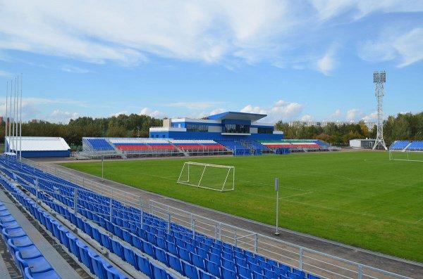 В 2015 году состоялась масштабная реконструкция футбольного стадиона