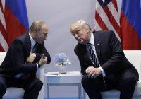 Путин и Трамп договорились о масштабном перемирии в Сирии