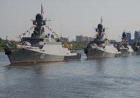 «Татарстан» и «Град Свияжск» примут участие в параде кораблей в День ВМФ