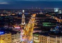 В забеге «Ночная Казань» приняли участи более 1000 человек