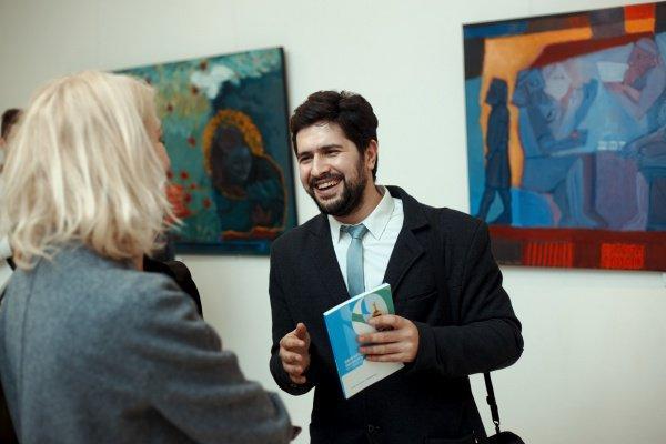 Международная выставка «Мир, как мы его видим» впервые состоялась в 2016 году в Минске