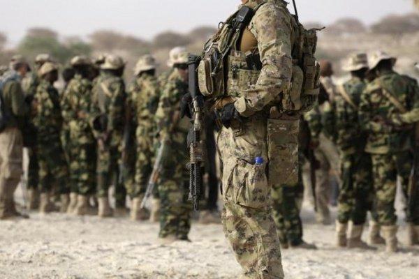 Подозреваемый служил в Афганистане и Ираке.