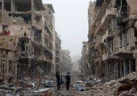 Всемирный банк подсчитал, во сколько Сирии обошлась война