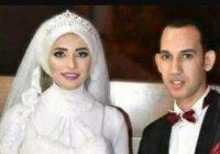 В Египте невеста скончалась на собственной свадьбе