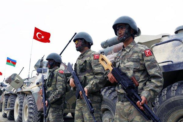 Инцидент в турецкой армии.