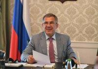 Татарстанцы обратились к Минниханову с личными просьбами