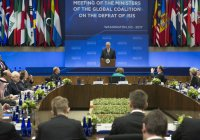 Катар хотят исключить из антитеррористической коалиции