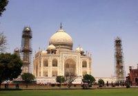 В мечети Тадж-Махал начали масштабную реставрацию (Фото)