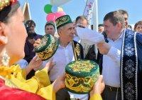 Минниханов примет участие во всероссийском сельском Сабантуе