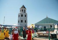 Губернатор Астраханской области открыл новую мечеть