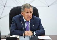 Президент РТ подписал закон о работе муниципальных вытрезвителей