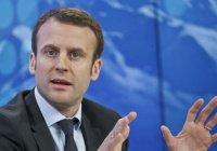 Президент Франции оказался в центре расистского скандала