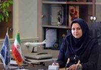 Женщина впервые в истории возглавила национальную авиакомпанию Ирана