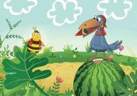 Татарский мультфильм «Ворона и шмель» опубликуют на YouTube