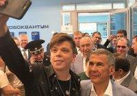 В Татарстане открылся продюсерский центр Элвина Грея (ВИДЕО)
